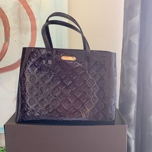 Louis Vuitton Wilshire Handbag Monogram NEW